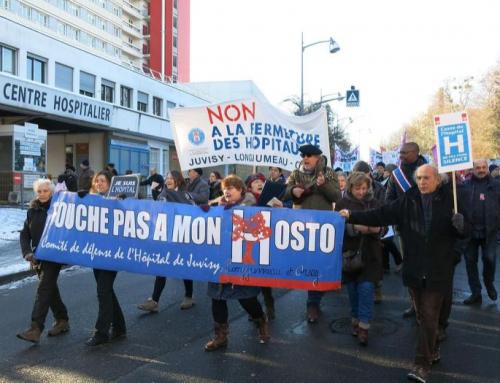 Défense des hôpitaux de proximité du Nord Essonne
