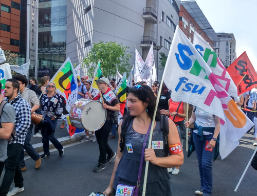 Pour l'éducation dans l'Essonne : mobilisation à Evry le mercredi 6 juin !
