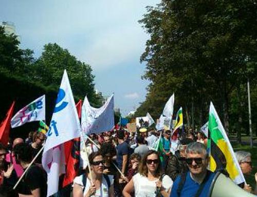 Rassemblement devant la DSDEN 91 à Evry le mercredi 13 février à 17h30