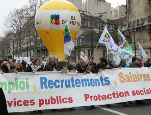 Le 19 mars, la FSU Ile-de-France appelle à la mobilisation et à la grève