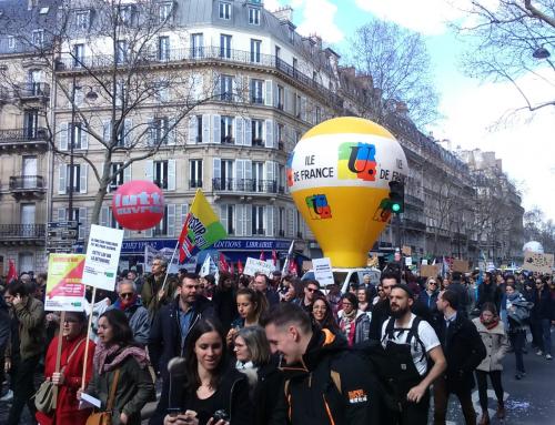 Samedi 30 mars – Journée de mobilisation intersyndicale pour la défense du service public d'Éducation