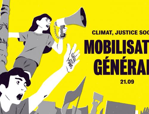 Mobilisations pour le climat – 20 et 21 septembre