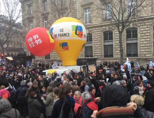 Jeudi 16 janvier – Toutes et tous présent.e.s à Paris