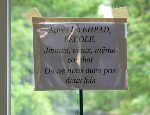 1er mai 2020 – La préfecture de l'Essonne a tranchée, pas de balades revendicatives !